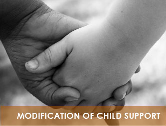 Modification of Child Support Florida