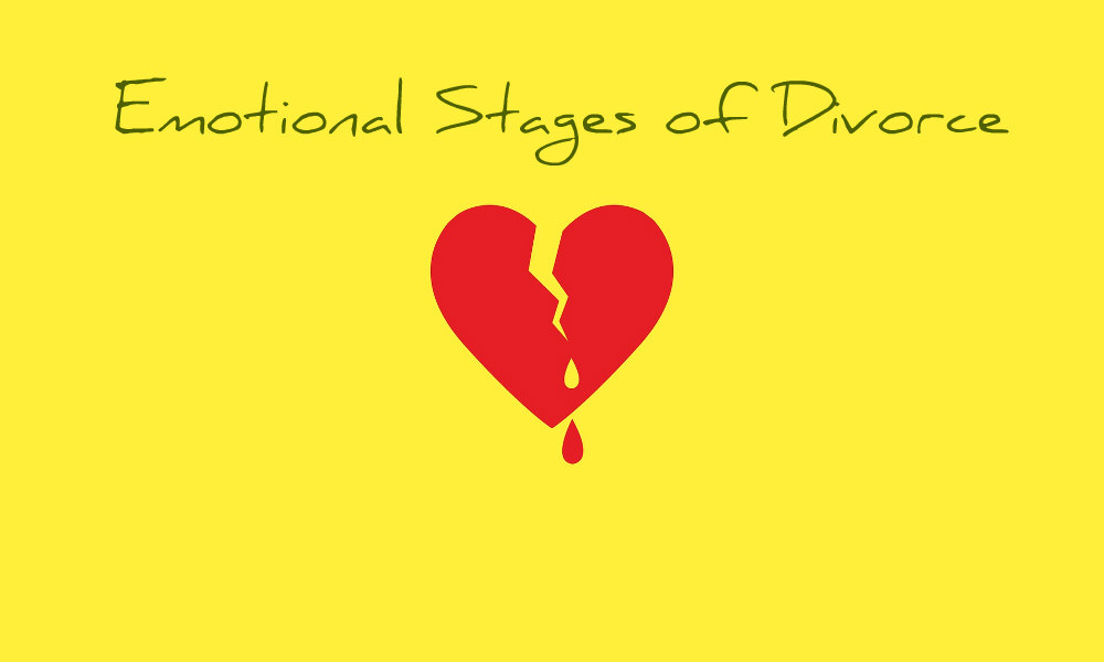 Emotional Stages of Divorce