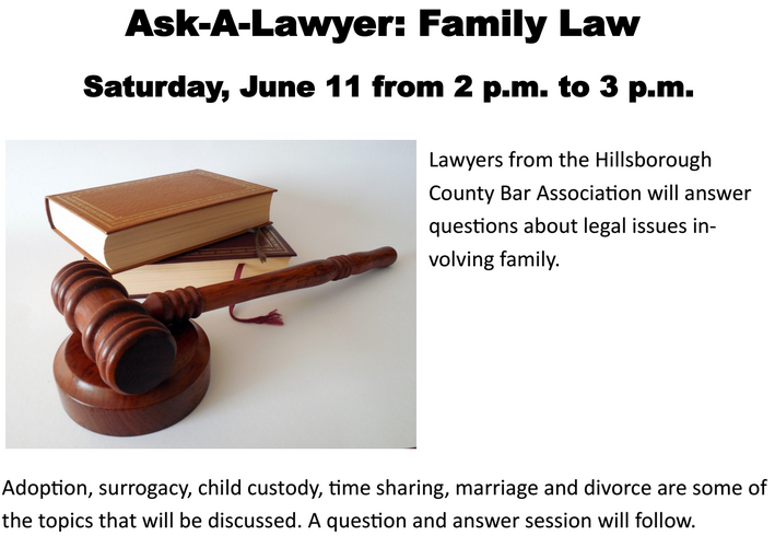 Free Family Law Class